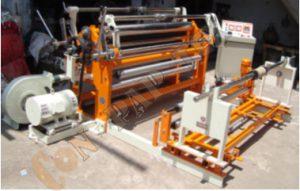 Tipo Máquina do Cilindro de Rebobinadora da Talhadeira